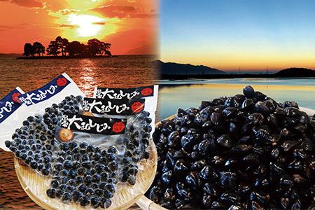 A021:しじみの食べ比べ!宍道湖産&神西湖産