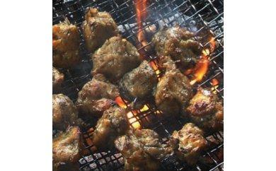 A019 スパイシー鶏皮入り炭焼きかまぼこ(4袋)