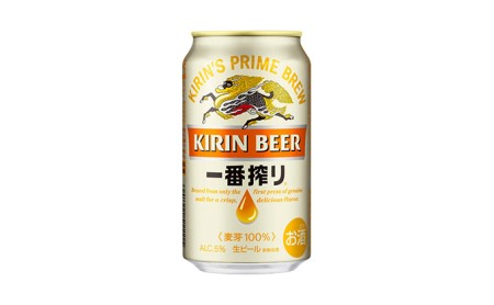キリンビール岡山工場 一番搾り生 ビール 350ml×24本