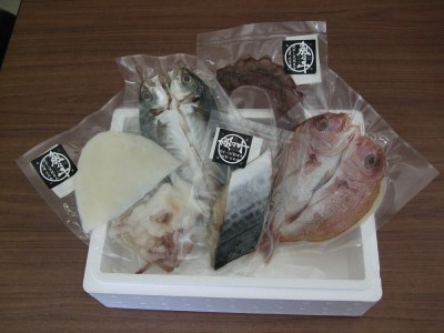 【B-05】北木島の天然灰干し・魚々干し