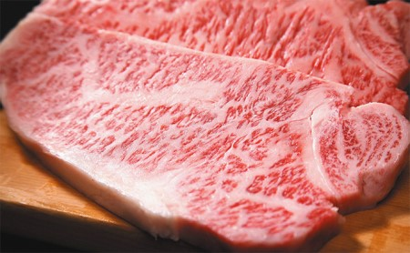 [農林水産大臣賞受賞]備中牛 和牛ロースステーキ 1kg