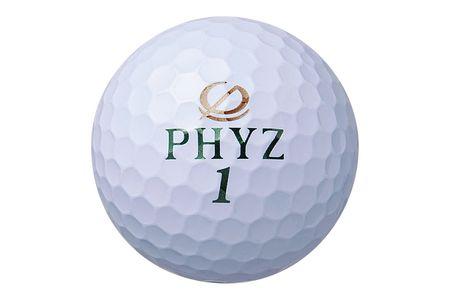【2604-1158】ブリヂストン ゴルフボール PHYZ 2ダース 【色ホワイト】