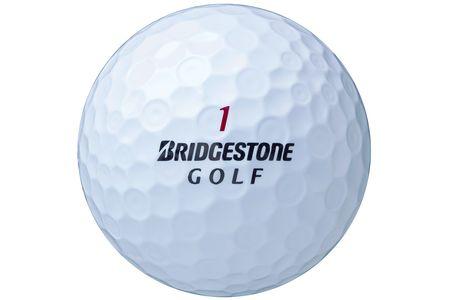 【2604-1044】 ブリヂストン ゴルフボール SUPER STRAIGHT 4ダース 【色ホワイト】