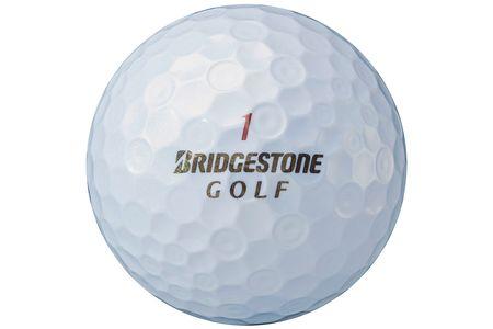 【2604-1045】 ブリヂストン ゴルフボール SUPER STRAIGHT 4ダース 【色パールホワイト】