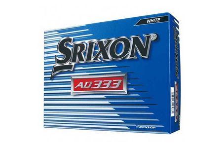 【2604-1140】ダンロップゴルフボール スリクソン AD333 4ダース【色:ホワイト】
