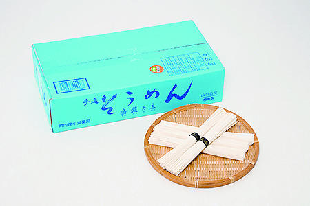 29D-061 手延べそうめん「鳴瀧乃糸」①