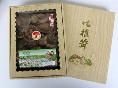 01E-032 山口県産原木栽培乾椎茸73g