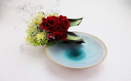 萩焼・ソライロ 鉢
