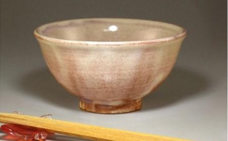 萩焼 ごはん茶碗(粉引)