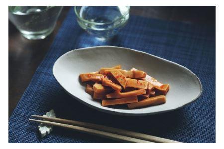 国産ピリ辛メンマ(無発酵)3袋セット