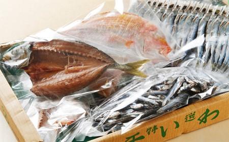 【訳あり】魚の丸干し&開きお得セット★1kg!!