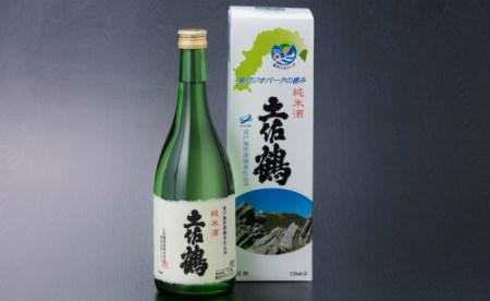 NM-42A8土佐鶴室戸ジオパークの恵み純米酒720ml_3,000円