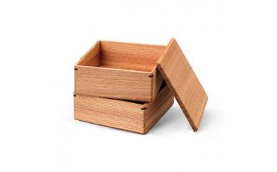 土佐龍から杉の重箱です。