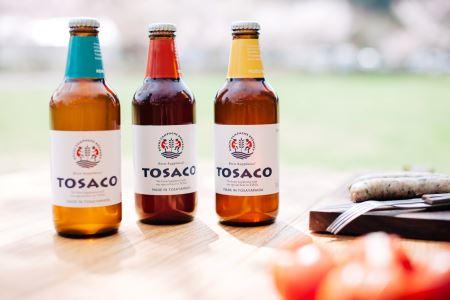高知のクラフトビール「TOSACO」6本セット