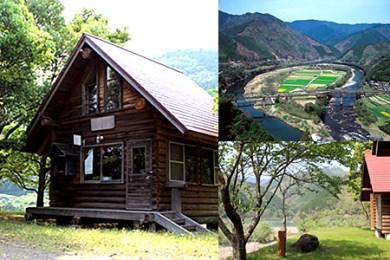 R-06 観光協会オススメ宿!「三島キャンプ場」の観光・宿泊券