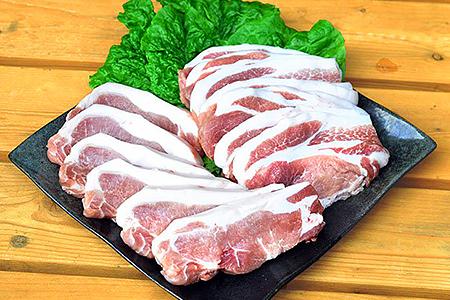 T-03 平野協同畜産の麦豚とんかつ&しゃぶしゃぶセット【着日指定必須:1週間5セット限定】