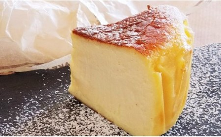 バスクチーズケーキ ~四万十の米粉入り~ Bmu-36