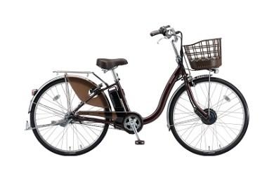 電動アシスト自転車 フロンティア