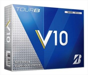 ゴルフボール「TOUR B V10」 1ダース