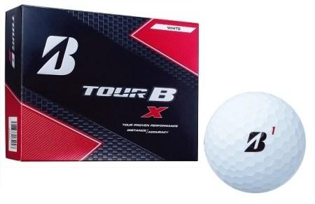 N204 ゴルフボール「TOUR B X」 BマークEdition