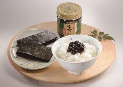 【A0-021】福岡有明のり・佃煮セット
