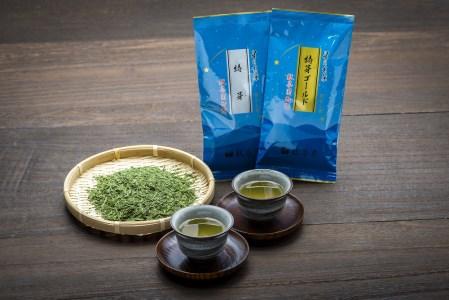 深蒸し茶 献茶園特製茶「特芽」☆「特芽ゴールド」