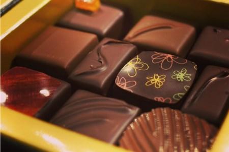 A(6)1 チョコレート専門店の★☆オリジナルボンボンショコラセット☆★A