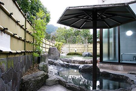 S2301【薬王寺の湯】偕楽荘入浴券(2名分)