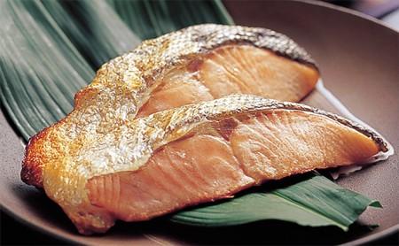 【北海道加工】塩時鮭切身(70g×14切)