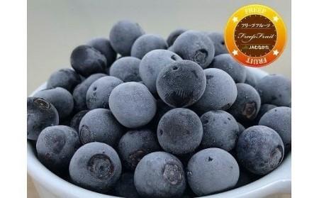 急速冷凍!無農薬ブルーベリー1.2kg[A4005]