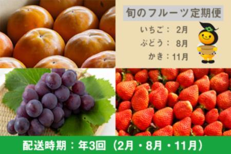 SD21 「フルーツ王国!うきは」からお届け 旬のフルーツ定期便