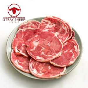 【ラム肉定期便】道民伝統グルメのラムロール肉スライス2000g×3回《令和3年5,6,7月発送》