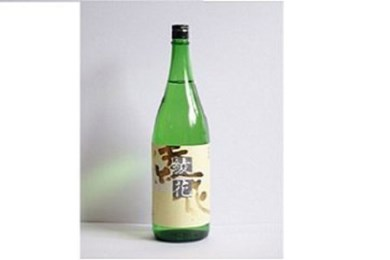 A-16 純米酒「綾花(1.8L×1本)」