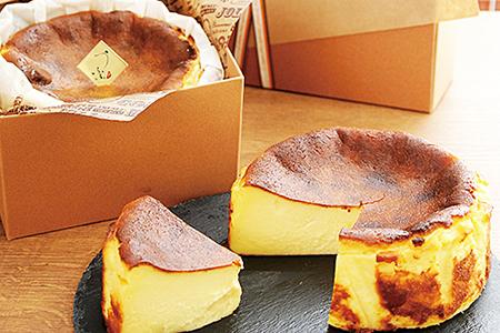 A-126.【期間限定】バスクチーズケーキ