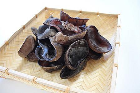 A-020.佐賀県産乾燥きくらげ2袋(手作業)