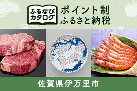 【有効期限なし!後からゆっくり特産品を選べる】佐賀県伊万里市カタログポイント