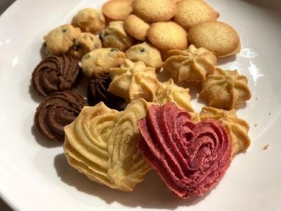 F011小麦の家手作りクッキー(自然派)