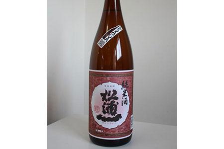 D070酒類鑑評会「金賞」受賞常連酒蔵の辛口純米酒一升1本