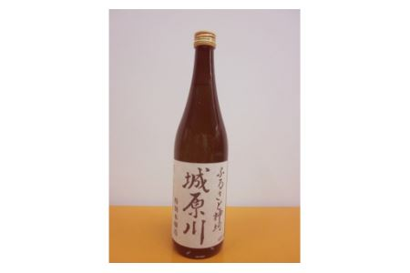 """清酒:特別本醸造 ふるさと神埼""""城原川""""720ml 1本"""