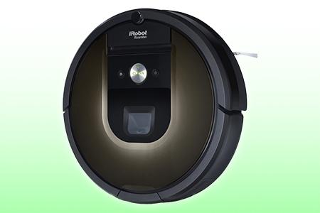 M2 iRobot ロボット掃除機Roomba 980