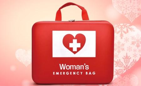 女性の為の防災バッグ