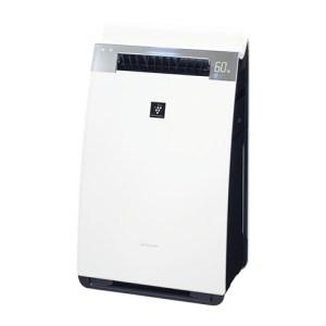 X250 SHARP プラズマクラスター25000【加湿空気清浄機】ホワイト(KI-HX75-W)
