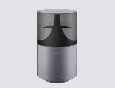 EE017_【2021年12月以降発送】cado カドー加湿器 STEM300 クールグレー
