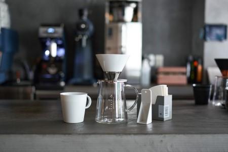 【ふるなび限定】Beasty Coffeeスペシャルセット ホワイト  amadana A40-149  FN-Limited