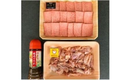N10-30 【佐賀牛&有田鶏】バーべキューセット