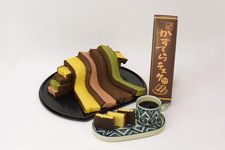 【2632-0475】手焼きカステラ切り落とし(200g×8本)+カステララスク(チョコがけ)