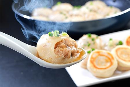 【2632-0492】電子レンジで簡単調理「長崎焼小籠包」たっぷり40個入