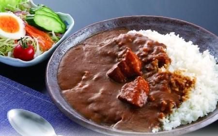 AD102長崎名物 豚角煮カレー 島原麦みそ仕立て 6食セット