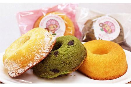 0010.おむらんちゃんのおやつ(焼ドーナツ)