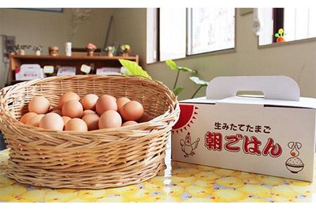 0026.小玉さんち(産地)の卵 朝ごはん